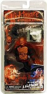 Pesadilla en Elm Street 3 'Dream Warriors de Freddy Krueger de la serie 17,5 cm Figura