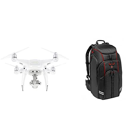 DJI Phantom 4 Pro Plus - Dron con cámara CMOS de 20 MP, color ...