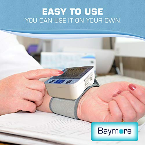 Buy what is the best wrist blood pressure monitor