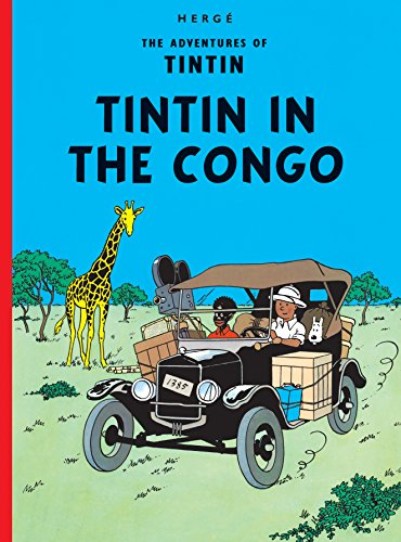 Tintin in the Congo (The Adventures of Tintin) by Herge