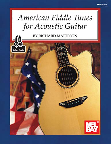 American Fiddle Tunes for Acoustic - Traditional Fiddle Publications American
