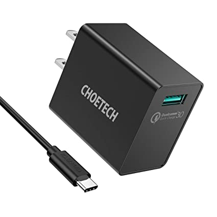 Amazon.com: CHOETECH C0043 Quick Charge 2.0 Cargador: CHOE-TECH