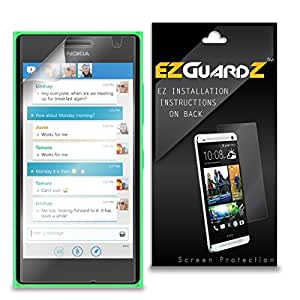 (1-Pack) EZGuardZ Screen Protector for Nokia Lumia 735 (Ultra Clear)