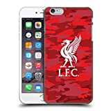 Official Liverpool Football Club Home Colourways Liver Bird Camou Hard Back Case for iPhone 6 Plus/iPhone 6s Plus