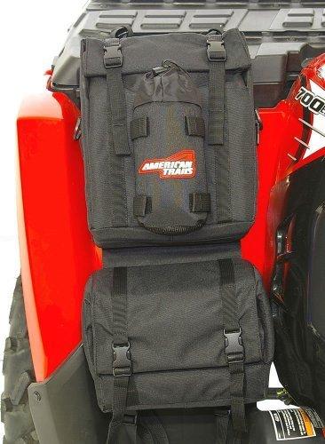 American Trails ATV Fender Bag Black by American Trails