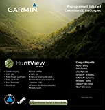 Garmin Huntview Gps Map Card, Alaska - Southeast 010-12709-00