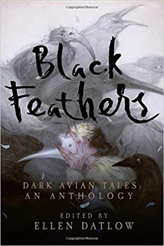 Image result for black feathers ellen datlow book cover
