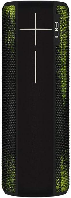 Ultimate Ears Boom 2 Tragbarer Bluetooth Lautsprecher 360 Sound Wasserdicht Und Stoßfest App Navigation Kann Mit Weiteren Lautsprechern Verbunden Werden 15 Stunden Akkulaufzeit Neon Forest Audio Hifi