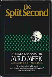 Hardcover The Split Second Book
