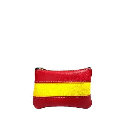 ZiNGS Monedero Bandera de España: Ropa y accesorios
