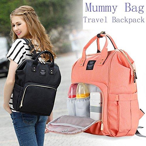 New Children Baby Changing Diaper Bag Mummy Maternity Nappy