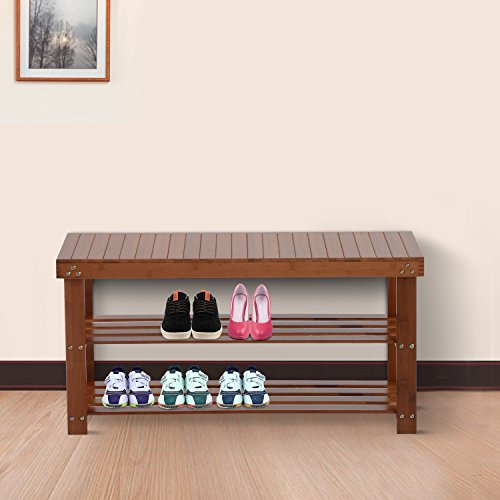 expresso storage bench - 3