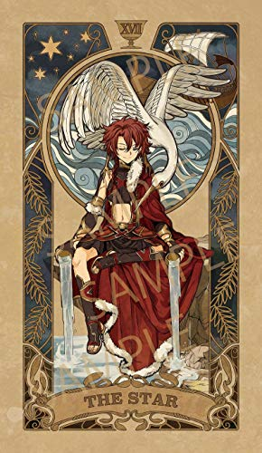 Fate/Journey FGO Doujin Tarot Card ~ Great Arcana Hen ~ Replenishment Pack by Kirin Club (Image #4)