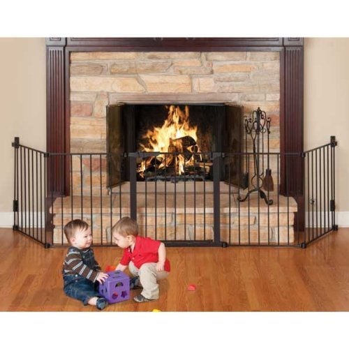 132″ Auto-Close Safety Gate For Sale