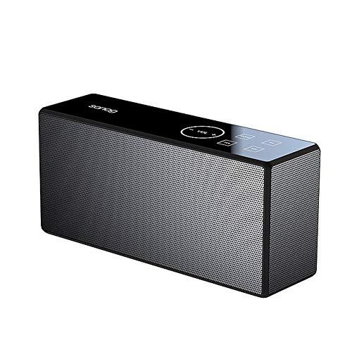 Hancoc Bluetooth-luidspreker Zwart Bas Draagbare Mini Draadloze Bluetooth Stereo Subwoofer Shock Rijden Een oefenfiets…