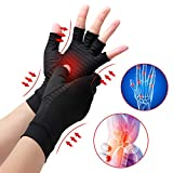 Best Arthritis Gloves - Waxden Copper Compression Arthritis Gloves, Best Copper Infused Review