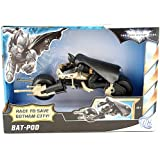Batman The Dark Knight Rises Bat-Pod Figure