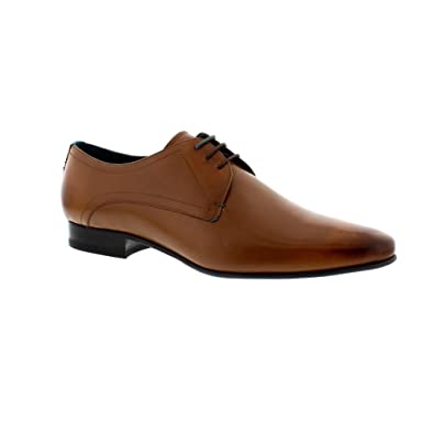 Bhartli - Tan Leather (Brown) Mens Shoes