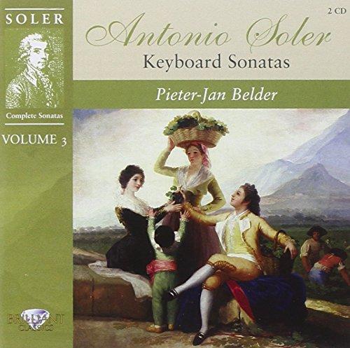 Keyboard Sonatas 3 ()