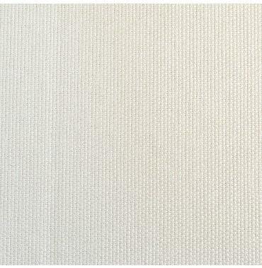 10XDIEZ Cache-sommier Blanc cass/é 150cm