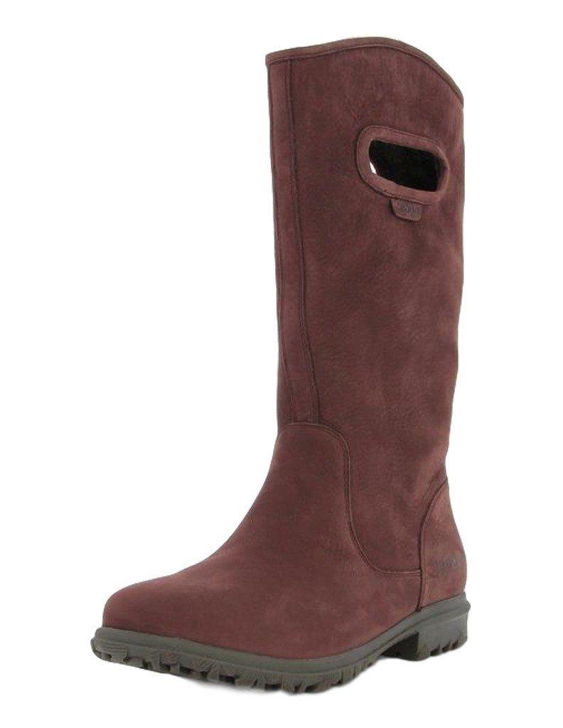 Bogs Women's Betty Tall Ox Blood Boot 7.5 B (M)