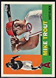 2017 Topps Archives #1 Mike Trout Los Angeles Angels Baseball Card