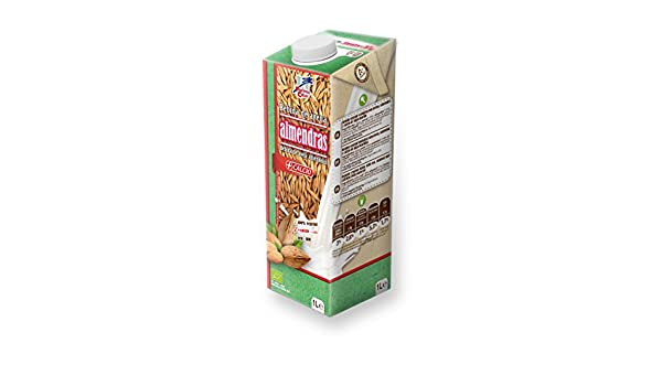 La Finestra Sul Cielo Bebida Vegetal de Avena con Almendras - Paquete de 6 x 1000 ml - Total: 6000 ml: Amazon.es: Alimentación y bebidas