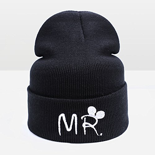 0fc12b98652 Image Unavailable. Image not available for. Color  Mr Black New Fashion  Winter Warm Baby Hats Baby Cap For Children Winter Hat ...