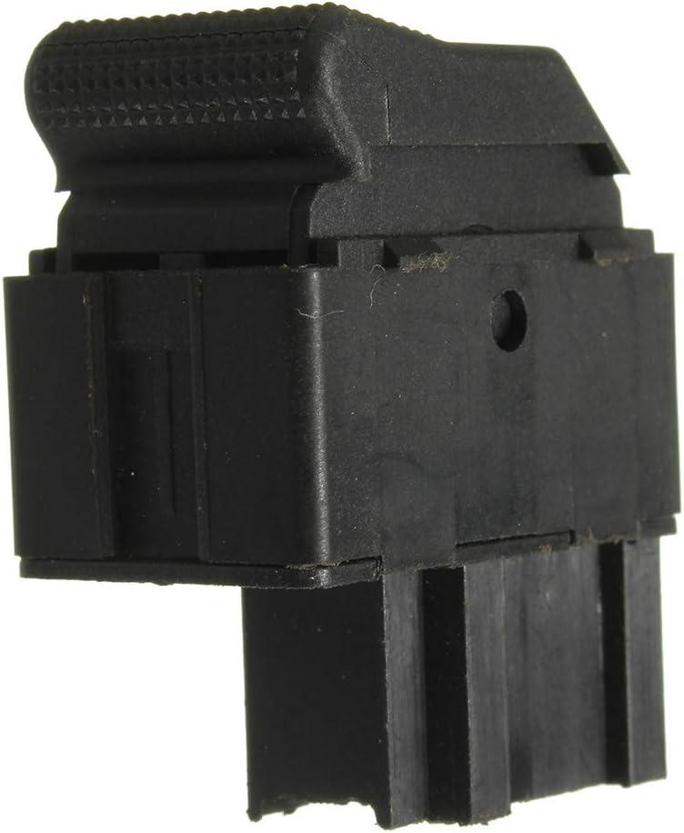 GFCGFGDRG Universal Car Elektrische Fenstersteuerung Schalter Ersatz f/ür Polo Lupo Einzelsteuertaste 6X0959855B