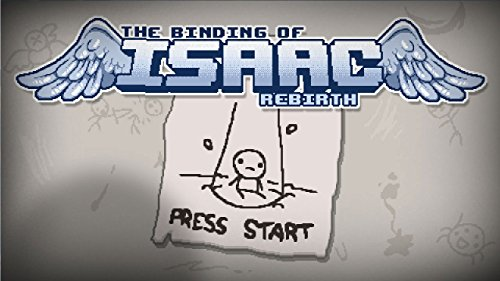 The Binding of Isaac: Rebirth - Wii U [Digital Code] by Nintendo