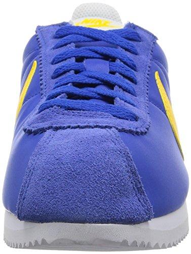 Bianco 77 Sportswear con Mz FZ White Varsity Royal cappuccio felpa Vrsty RU January Nike AW77 Blu Giallo PIwSw
