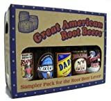 (Gift Box) Great American Root Beers 10 Pack (2 each 5 brands)