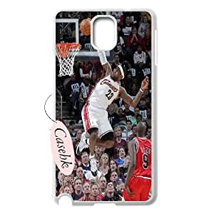 Casehk New Fashion Durable Phone Case for Samsung Galaxy Note 3 N9000, Customized LeBron James Samsung Galaxy Note 3 N9000 Case, LeBron James Custom Phone Case