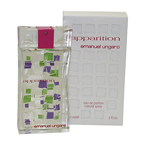 (Apparition Perfume by Emanuel Ungaro for Women. Eau De Parfum Spray 3.0 oz)