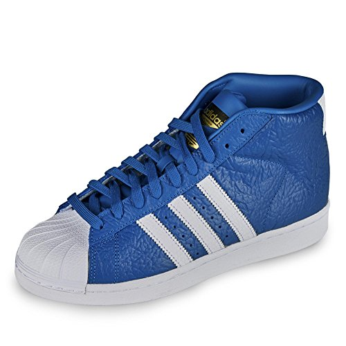adidas Superstar Pro Model Animal - Zapatillas Unisex adulto Blau