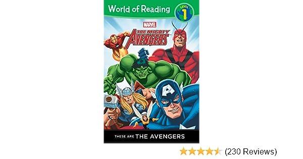 Avengers X Lion Reader