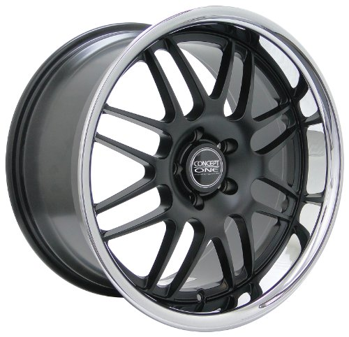 concept-one-rs-8-series-701-matte-black-with-chrome-lip-19-x-95-inch-wheel