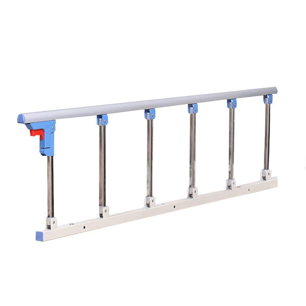 最安値 ベビーサークル 146cm) 幼児のためのステンレス鋼の折るベッドガード、大人はハンドルのハンディキャップのベッドの手すりの病院のグリップの豊富な棒を助けます (サイズ B07MXZMYN3 さいず : Length 146cm) 146cm Length 146cm B07MXZMYN3, 御馳走マート (有限会社玄洋社):3a0f5f69 --- a0267596.xsph.ru