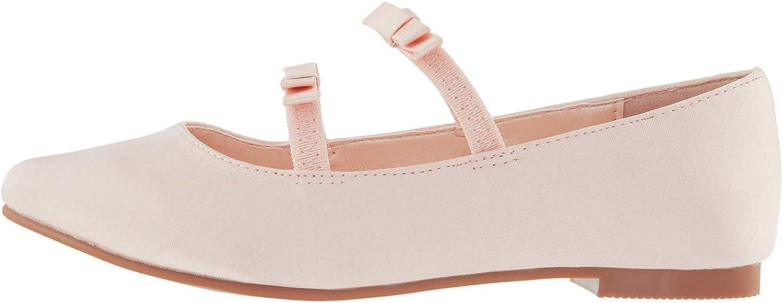Vivienne Satin Bow Almond Toe Shoes