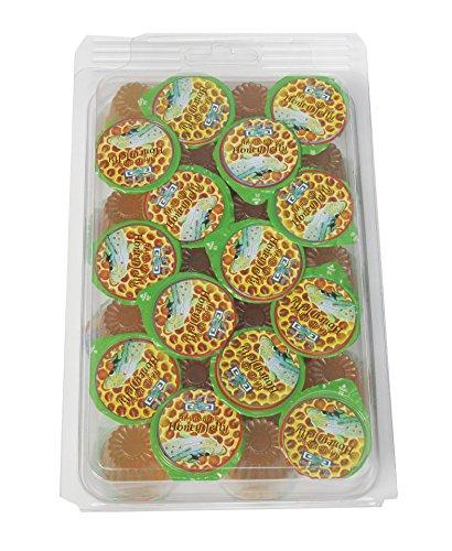 Namiba Terra 70206 Vorteilspack, 28 Stück Jungle Shop Herbivorep, Frucht-Honig Jelly für Reptilien, 16 g pro Stück