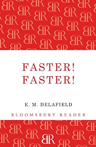 book cover of Faster! Faster!