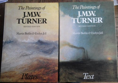 The Paintings of J.M.W. Turner: Text, Plates (Studies in British Art)