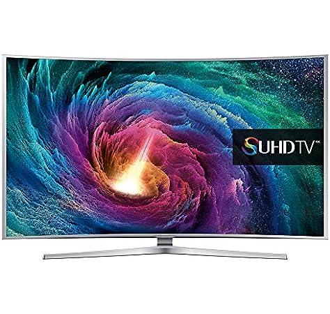 Samsung UE65JS9000 - Tv Led Suhd Curvo 65 Ue65Js9000 Uhd 4K, 3D, Wi-Fi Y Smart Tv: Amazon.es: Electrónica