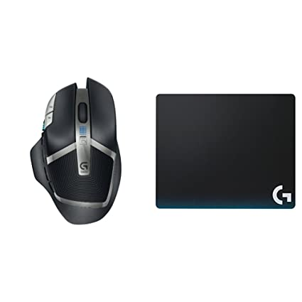 a0e8ddb5e5c Amazon.com: G602 Lag-Free Wireless Gaming Mouse & Logitech G440 Hard ...