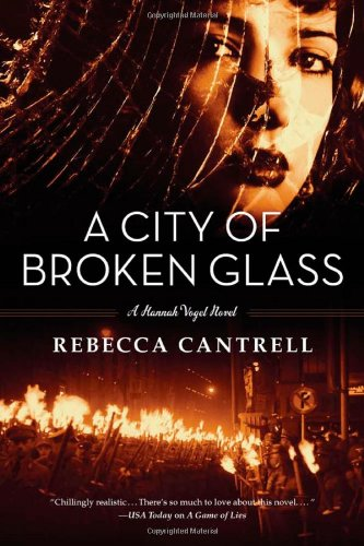 Download A City of Broken Glass (Hannah Vogel, Book 4) ePub fb2 ebook