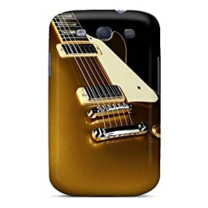 For Galaxy Case, High Quality Gibson Les Paul For Galaxy S3 Cover Cases