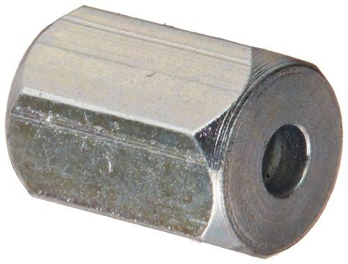 Flareless Tube - Eaton Weatherhead Carbon Steel Flareless 7000 Series Ermeto Tube Fitting, Nut, 1/8