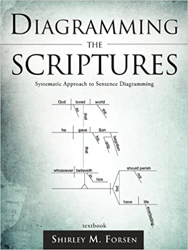 Diagramming the scriptures shirley m forsen 9781609572655 amazon diagramming the scriptures shirley m forsen 9781609572655 amazon books ccuart Image collections