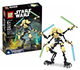 Powerpak Maylego-81632 General Grevious (261pcs) Star Wars Toy Building Figures 3D Puzzle For Ages 6+ (86 Pieces)