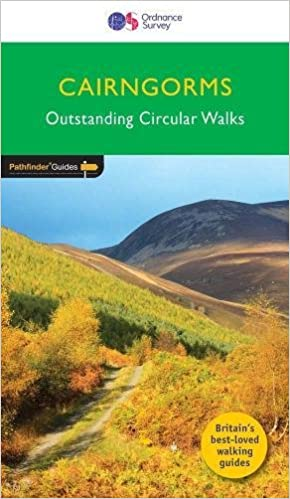 Cairngorms National Park Guidebook (Pathfinder)